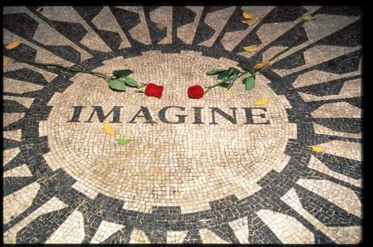 Imagination「Remembering John Lennon's Death」:写真・画像(2)[壁紙.com]