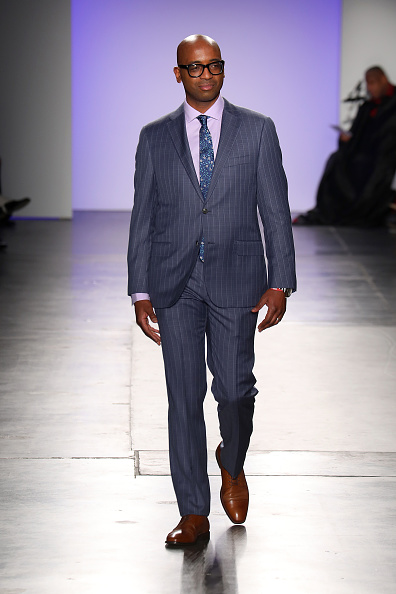 Chelsea Piers「The Blue Jacket Fashion Show At NYFW」:写真・画像(13)[壁紙.com]