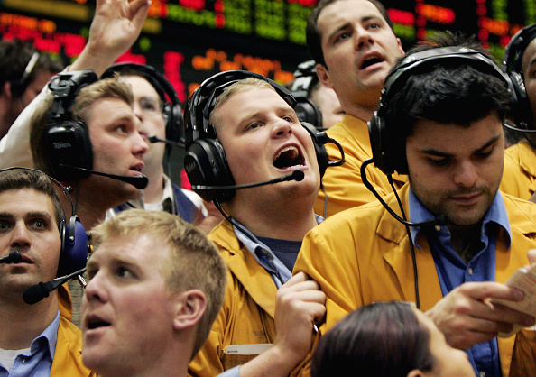 Human Arm「Markets React To Fed's Announcement On Interest Rates」:写真・画像(0)[壁紙.com]