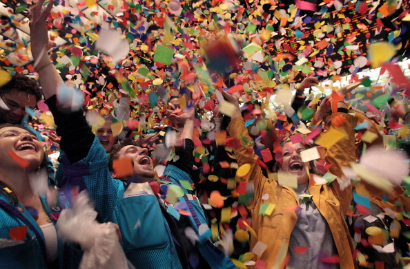 Trader「Chicago Board Of Trade Celebrates Last Day Of Trading In 2010」:写真・画像(16)[壁紙.com]