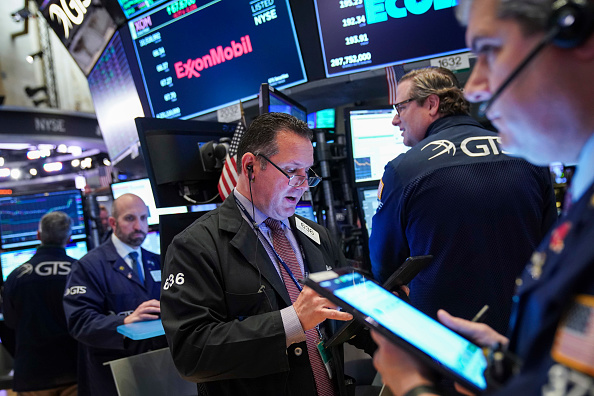 Trader「Markets React To Federal Reserve Announcement On Interest Rates」:写真・画像(18)[壁紙.com]