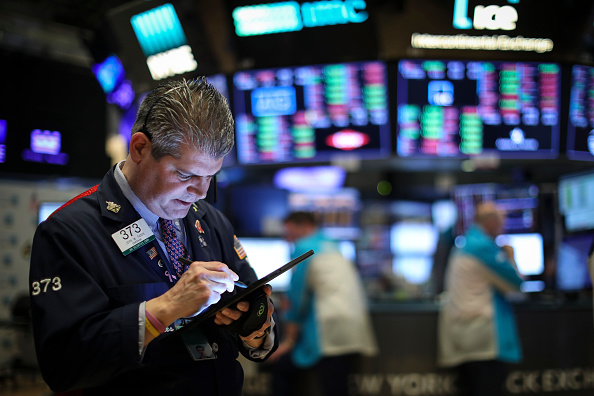 Trader「Stock Markets Reacts To Federal Reserve Interest Rate Announcement」:写真・画像(13)[壁紙.com]