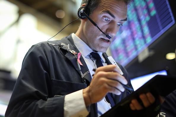 Trader「Dow Jones Industrials Average Opens Slightly Higher, After Yesterday's Large Drop」:写真・画像(17)[壁紙.com]