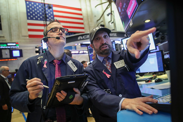 Trader「U.S. Markets Open One Day After Stocks Take Major Plunge」:写真・画像(8)[壁紙.com]