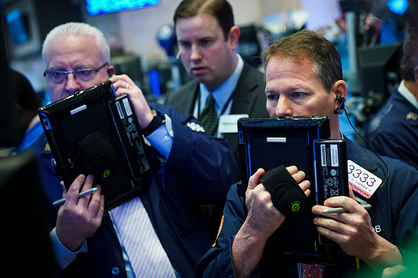 Trader「U.S. Markets Set To Drop On Slowing Global Economy」:写真・画像(12)[壁紙.com]