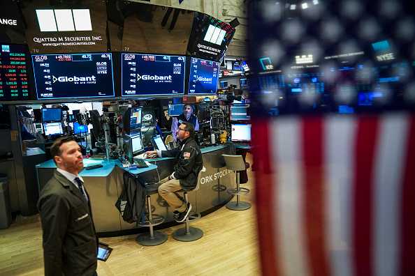 Trading「Stocks Take Another Major Plunge As Fears For Economy Rise」:写真・画像(18)[壁紙.com]