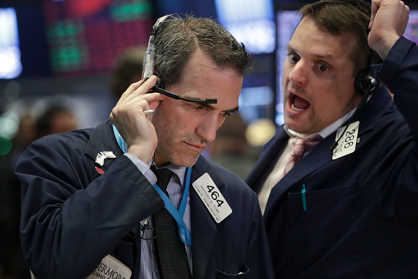 Trader「Markets React To Trump Administration's Announcement Of Tariffs On Chinese Goods」:写真・画像(19)[壁紙.com]