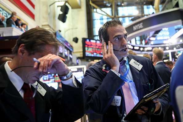 Trader「Markets Take Steep Dive Amid Continue Trade Tensions Between U.S. And China」:写真・画像(13)[壁紙.com]