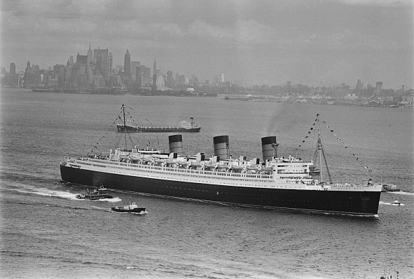 Cityscape「RMS Queen Mary」:写真・画像(14)[壁紙.com]