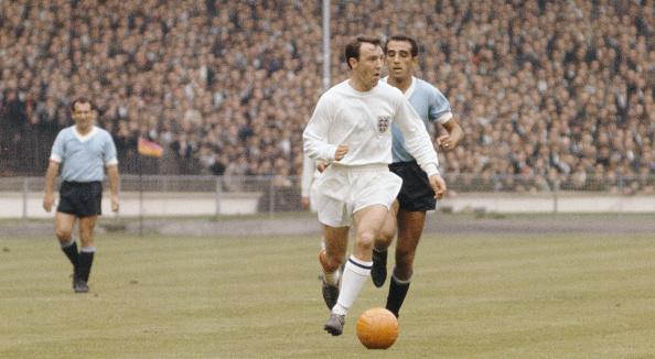 England「England v Uruguay 1966 FIFA World Cup Finals」:写真・画像(15)[壁紙.com]