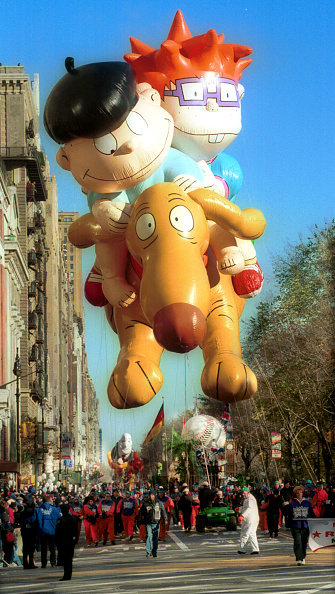 年次イベント「Macy's Thanksgiving Parade 2000」:写真・画像(7)[壁紙.com]