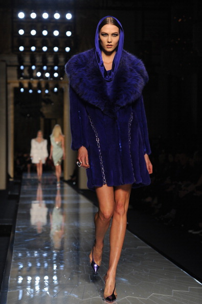 Fur「Atelier Versace : Runway - Paris Fashion Week - Haute Couture S/S 2014」:写真・画像(11)[壁紙.com]
