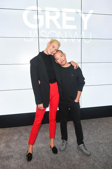 Jason Wu - Designer Label「Grey Jason Wu - Presentation - September 2017 - New York Fashion Week」:写真・画像(7)[壁紙.com]
