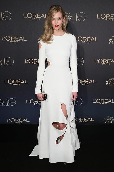 カーリー・クロス「L'Oreal Paris Women of Worth 2015 Celebration - Arrivals」:写真・画像(1)[壁紙.com]