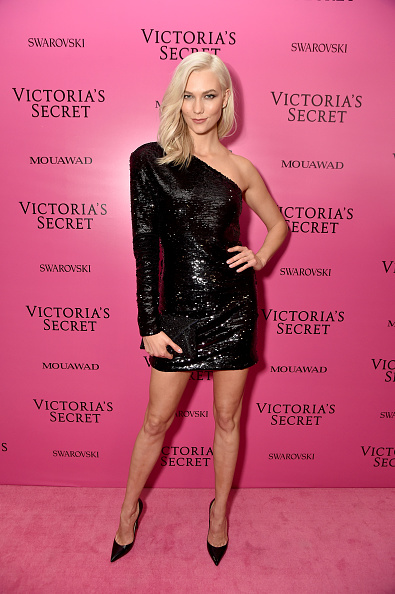 Black Color「2017 Victoria's Secret Fashion Show In Shanghai - After Party」:写真・画像(5)[壁紙.com]