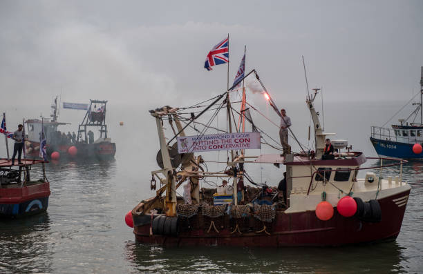 Fishing For Leave To Protest Brexit Deal:ニュース(壁紙.com)