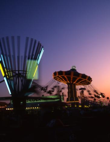 Agricultural Fair「Fair Midway」:スマホ壁紙(13)