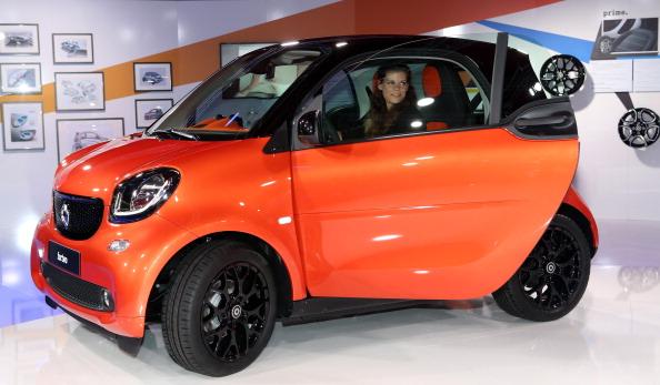ダイムラーAG「Daimler Presents New Smart Cars」:写真・画像(6)[壁紙.com]