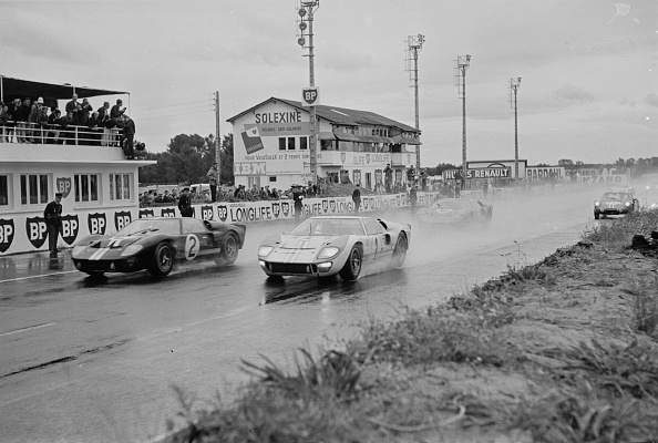 The End「1966 24 Hours of Le Mans」:写真・画像(17)[壁紙.com]