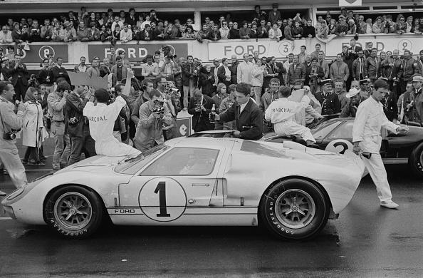 Auto Racing「1966 24 Hours of Le Mans」:写真・画像(8)[壁紙.com]