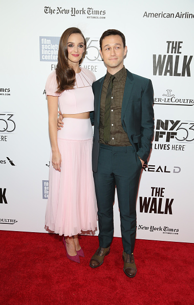 "Hands In Pockets「53rd New York Film Festival - Opening Night Gala Presentation And ""The Walk"" World Premiere - Arrivals」:写真・画像(13)[壁紙.com]"