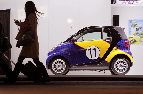 Scott Olson「Detroit Auto Show Previews Newest Car Models From Around The World」:写真・画像(17)[壁紙.com]