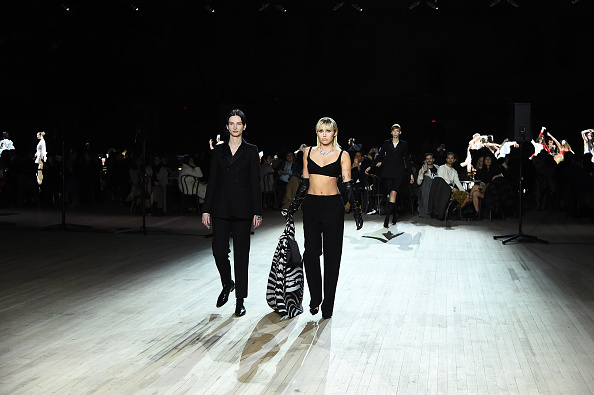 Fashion Show「Marc Jacobs Fall 2020 Runway Show」:写真・画像(12)[壁紙.com]