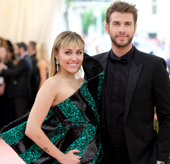 Miley Cyrus「The 2019 Met Gala Celebrating Camp: Notes on Fashion - Arrivals」:写真・画像(3)[壁紙.com]