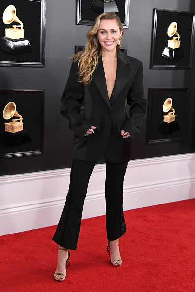 Grammy Award「61st Annual GRAMMY Awards - Arrivals」:写真・画像(12)[壁紙.com]