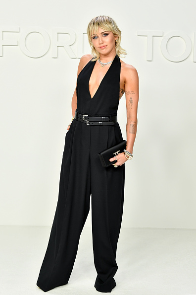 Jumpsuit「Tom Ford AW20 Show - Arrivals」:写真・画像(15)[壁紙.com]