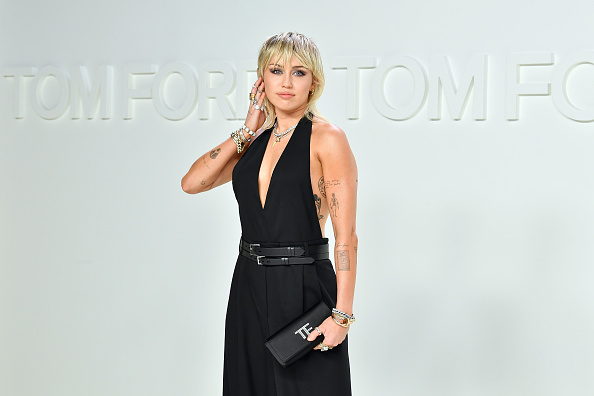 Miley Cyrus「Tom Ford AW20 Show - Arrivals」:写真・画像(11)[壁紙.com]
