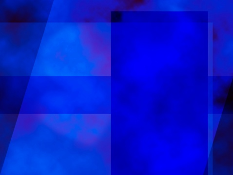 Spirituality「Linear textured blue computer generated graphic」:スマホ壁紙(15)