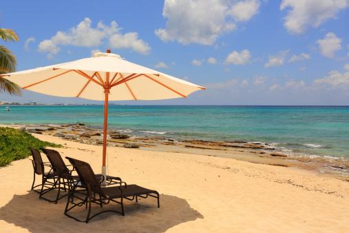 ケイマン諸島「カリブ海:夢のビーチ」:スマホ壁紙(2)