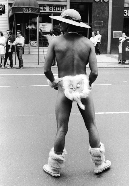New York City Gay Pride Parade「Fur At Gay Pride Parade」:写真・画像(4)[壁紙.com]