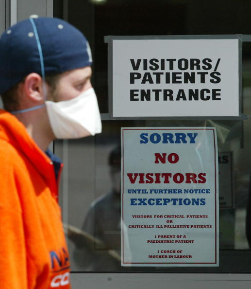 Infectious Disease「Toronto SARS」:写真・画像(4)[壁紙.com]