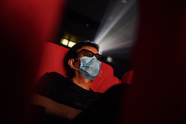 Film Industry「Beijing Cinemas Reopen After Six Months Closure Due To COVID-19 Pandemic」:写真・画像(12)[壁紙.com]