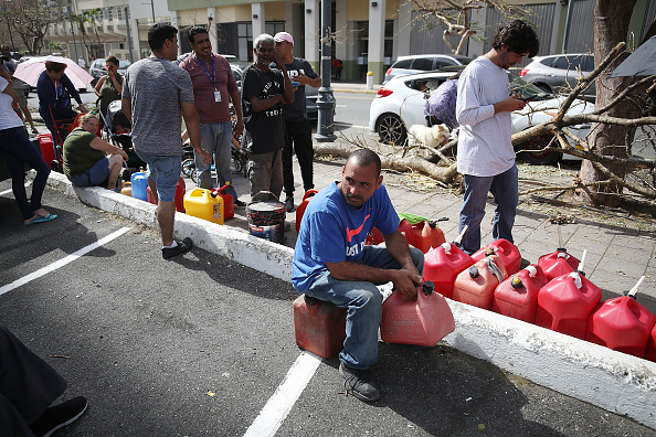 Puerto Rico「Puerto Rico Faces Extensive Damage After Hurricane Maria」:写真・画像(18)[壁紙.com]