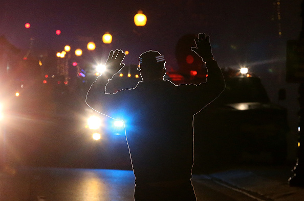 Ferguson - Missouri「Grand Jury Decision Reached In Ferguson Shooting Case」:写真・画像(3)[壁紙.com]