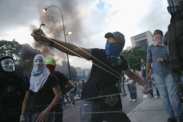 Venezuela Tense As Unrest Over President Maduro's Government Continues:ニュース(壁紙.com)