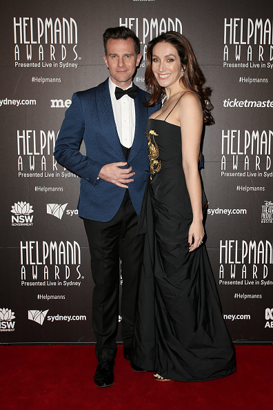 黒のパンツ「18th Annual Helpmann Awards - Arrivals」:写真・画像(16)[壁紙.com]