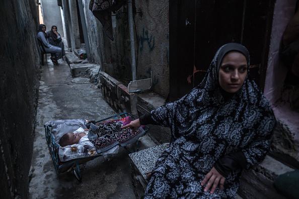Gaza Strip「Gaza Deals With Further Restrictions Amid Coronavirus Surge」:写真・画像(6)[壁紙.com]