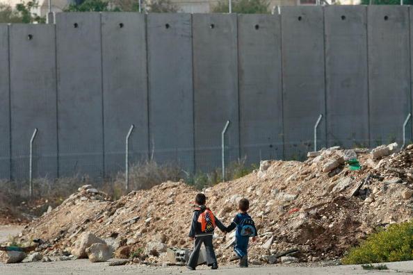 West Bank「Humanitarian Aid Groups Tackle Palestinian Water Crisis」:写真・画像(6)[壁紙.com]