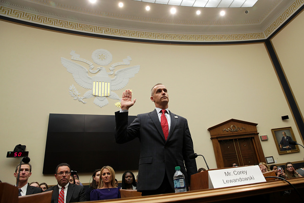 Capitol Hill「Former Trump Campaign Manager Corey Lewandowski Testifies Before House Judiciary Committee」:写真・画像(17)[壁紙.com]
