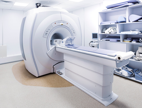 Oncology「MRI Scanner」:スマホ壁紙(9)