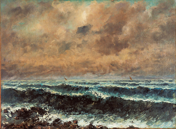 波「Autumn Sea 1867」:写真・画像(12)[壁紙.com]