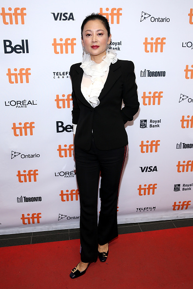 "Ruffled Shirt「2017 Toronto International Film Festival - ""The Deuce"" And ""The Legend Of The Demon Cat"" Premieres」:写真・画像(16)[壁紙.com]"
