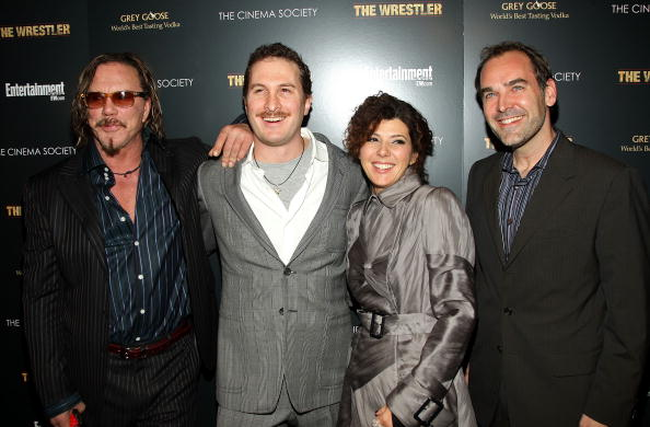 "Print Collector「The Cinema Society & Entertainment Weekly Host ""The Wrestler"" Screening」:写真・画像(3)[壁紙.com]"