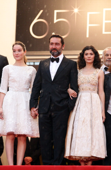 Audrey Tautou「Closing Ceremony & Therese Desqueyroux Premiere - 65th  Annual Cannes Film Festival」:写真・画像(8)[壁紙.com]