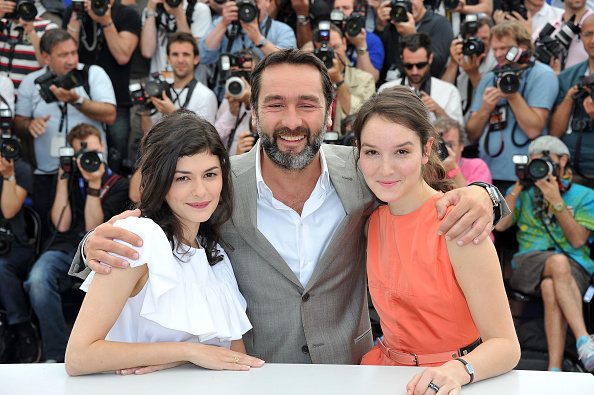"Audrey Tautou「""Therese Desqueyroux"" Photocall - 65th  Annual Cannes Film Festival」:写真・画像(1)[壁紙.com]"