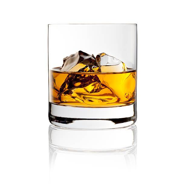 Whisky On The Rocks - Drink with Ice:スマホ壁紙(壁紙.com)